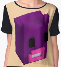 Voxel Bunnylord Women's Chiffon Top