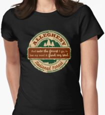 Allegheny National Forest T-Shirt