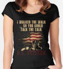 Honor the Fallen Thank Living Veteran Memorials Day Women s T-Shirts ... 8c304db74