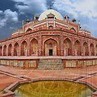 Humayun's Tomb. Delhi. India by vadim19