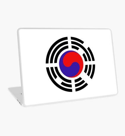 Korean Patriot Flag Series Laptop Skin
