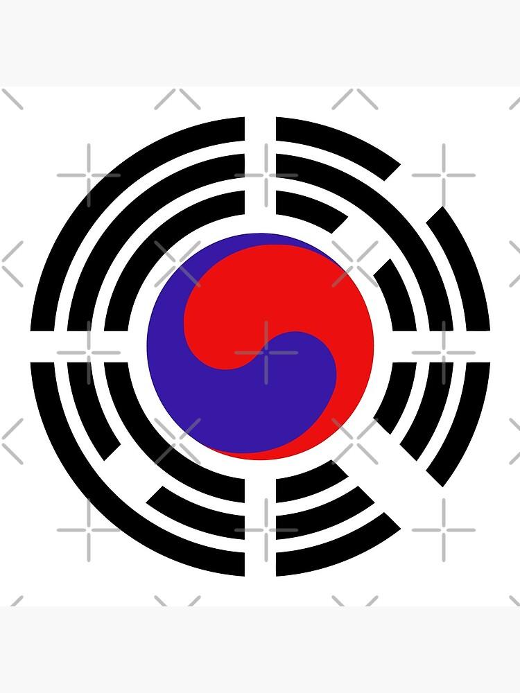 Korean Patriot Flag Series by carbonfibreme