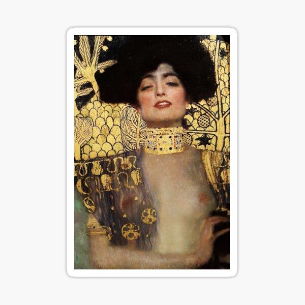 Gustav Klimt, Judith Sticker