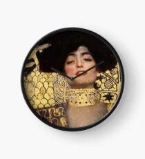 Gustav Klimt, Judith  Clock