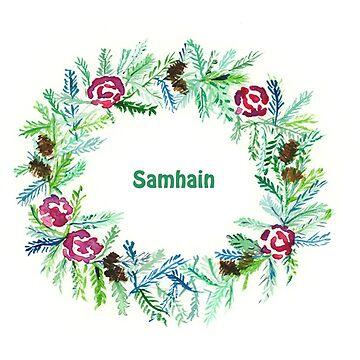 Samhain  by MADEBYCATHERINE