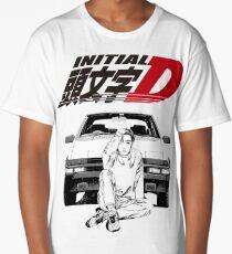 Initial D Long T-Shirt