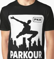 PARKOUR - FREERUNNING - TRACEUR Graphic T-Shirt
