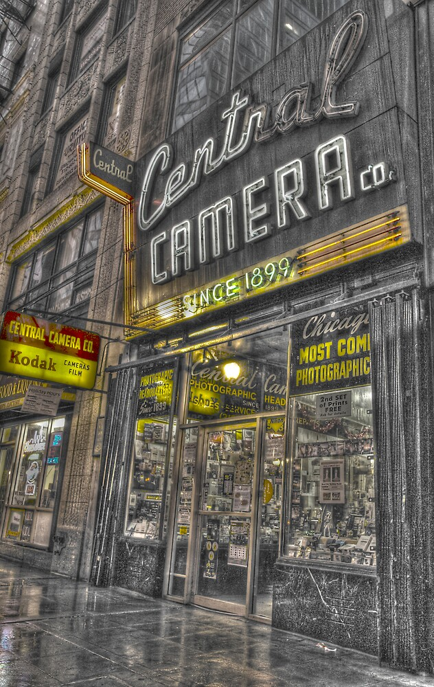 Central Camera Co. by JThill