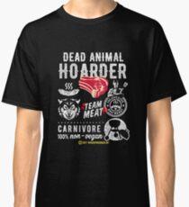 Dead Animal Hoarder Classic T-Shirt