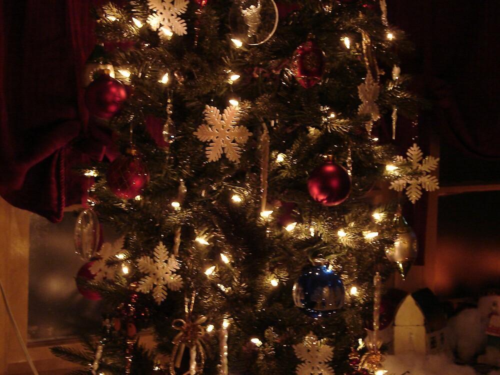 Christmas... by Glen Baker