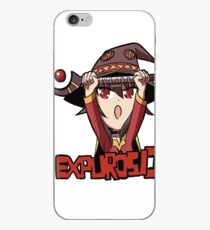 Megumin - expurosion iPhone Case