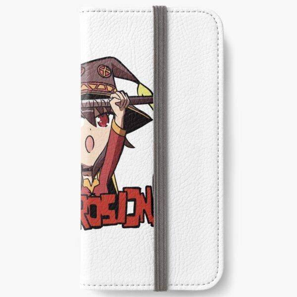 Megumin - expurosion iPhone Wallet