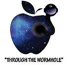 Through the Wormhole by Isaac Novak