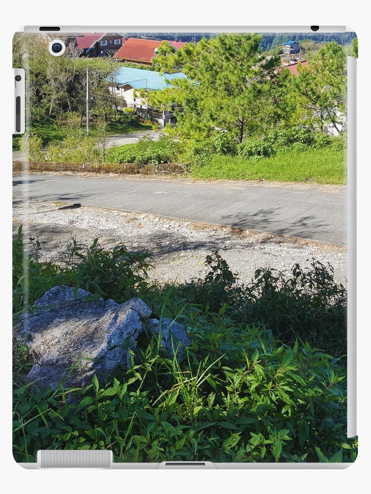 Neighborhood roadside by TriggerAura