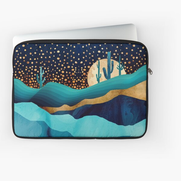 Indigo Desert Night Laptop Sleeve