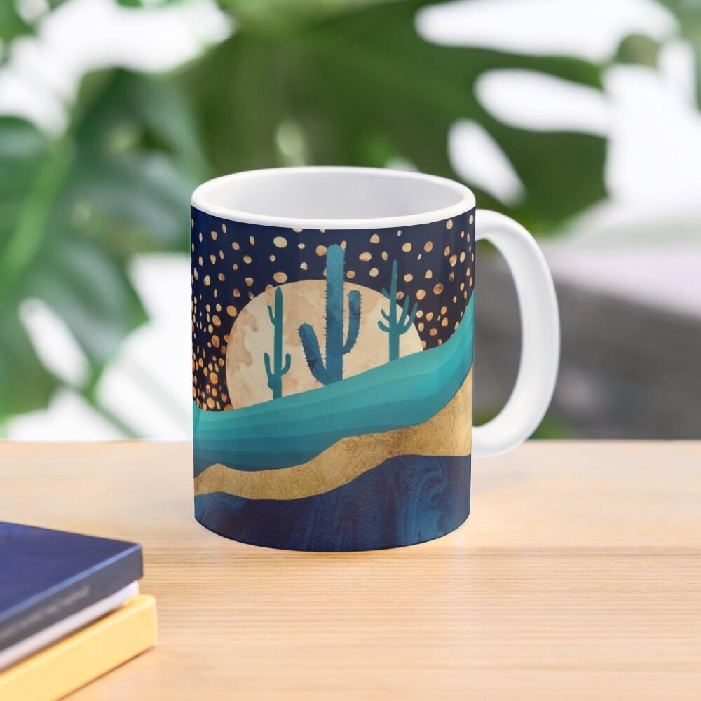 Indigo Desert Night Mug