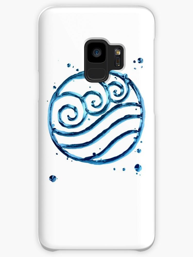 Legend Of Korra Avatar Water Tribe Symbol Cases Skins For Samsung