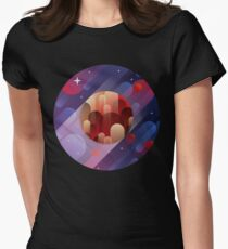 Mars Women's Fitted T-Shirt