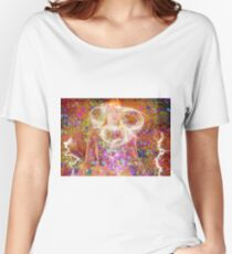 Electric Dreams Women's Relaxed Fit T-Shirt