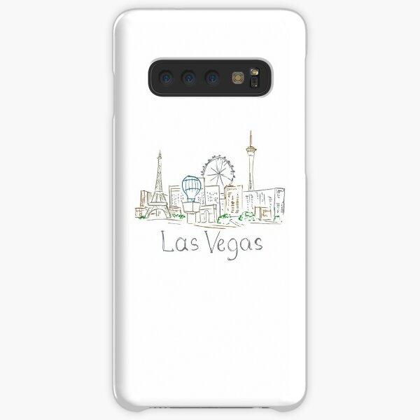 Las Vegas Panorama Samsung Galaxy Snap Case