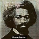 Frederick Douglass by Mary Ann Reilly