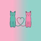 Cat Love by IAmPaul