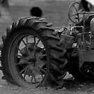 Tractor of Old by pbischop