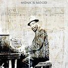 Thelonious Monk by Mary Ann Reilly