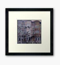 Langston Hughes: The Dream Keeper Framed Print