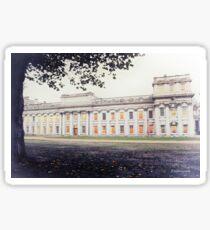 Queen's House Sticker