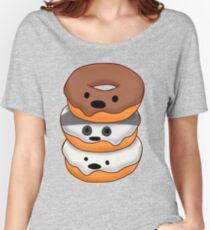 Bears Donuts Women's Relaxed Fit T-Shirt