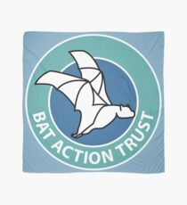 Bat Action Trust - Logo - Detectorists Scarf