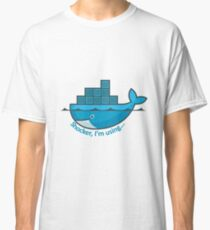 Shocker, I'm using Docker Classic T-Shirt