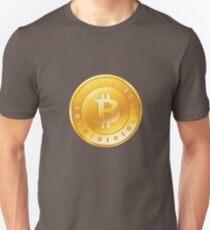 Bitcoin logo Bitcoin Bitcoin Unisex T-Shirt