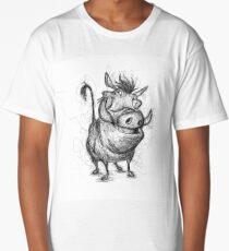 Pumbaa Long T-Shirt