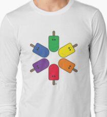 Ice Cream Kids Rainbow 2 T-Shirt