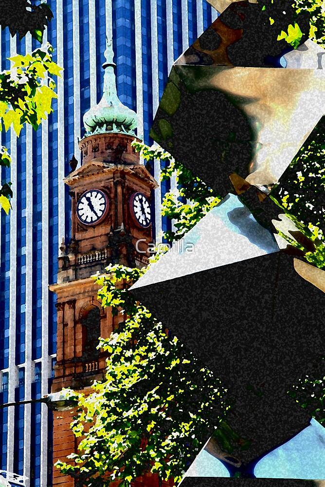 Somewhere In Sydney by Camilla