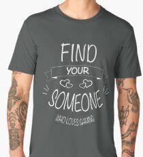 Someone who loves gaming Men's Premium T-Shirt