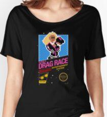 8-bit RuPaul's Drag Race Women's Relaxed Fit T-Shirt