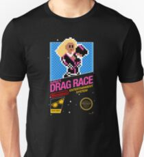 8-bit RuPaul's Drag Race T-Shirt
