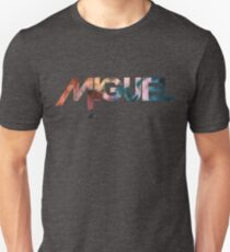 Miguel Color Unisex T-Shirt