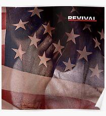 Eminem - Revival  Poster
