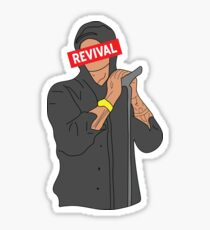 Eminem Revival Sticker