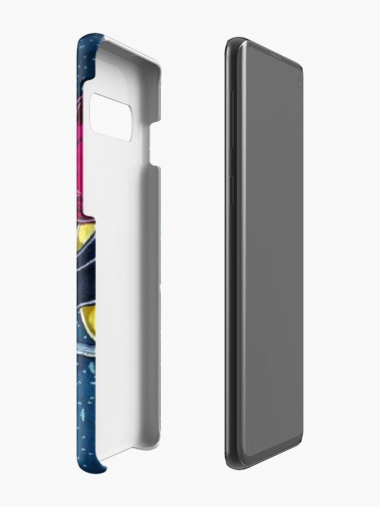 Alternative Ansicht von Soul Eaters Weihnachten Hüllen & Klebefolien für Samsung Galaxy