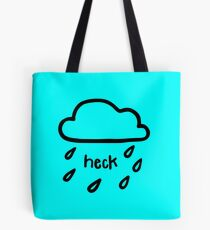 Heck by Rachel Kear Tote Bag