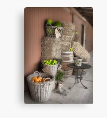 Produce . . .  Canvas Print
