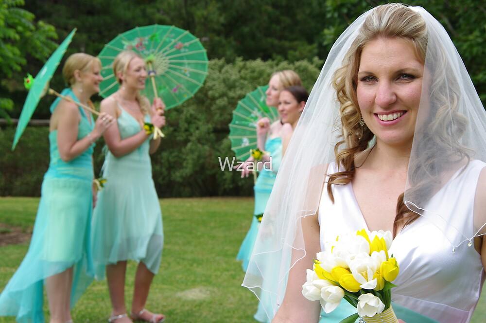 Wedding Series No4 by Wzard