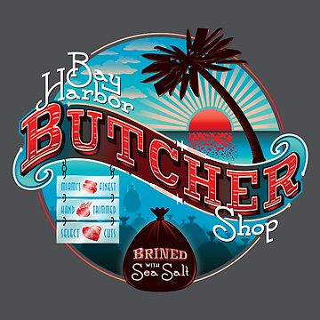 Bay Harbor Butcher Shop by HardtArdt