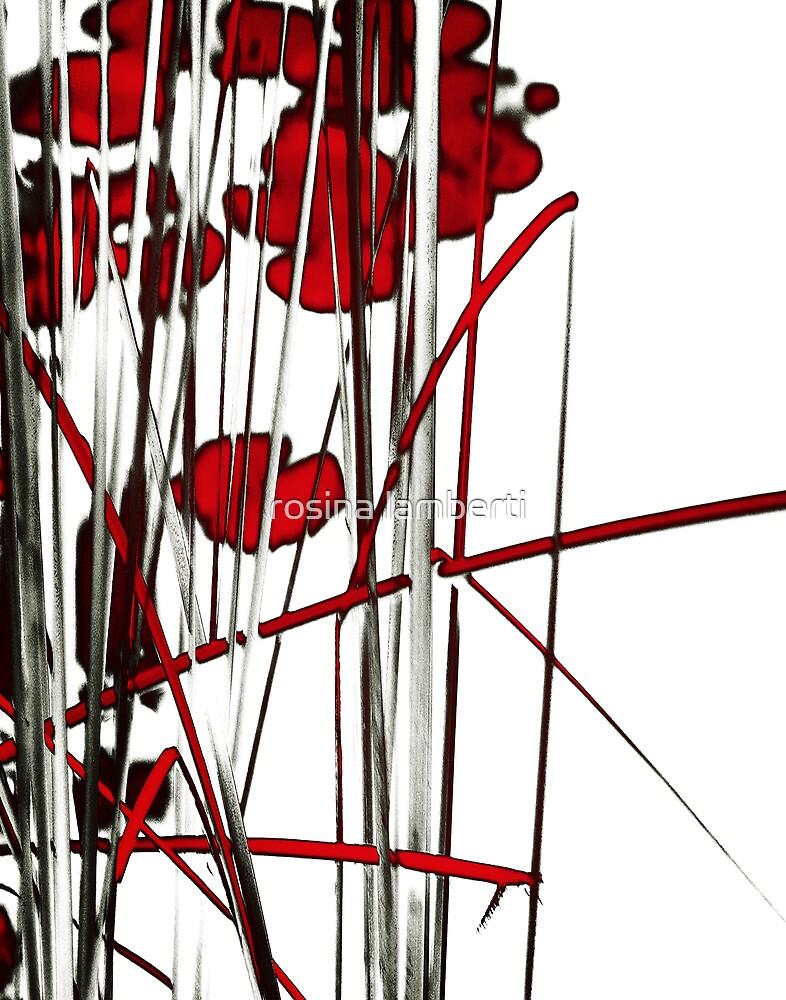 Lily Pond by Rosina  Lamberti