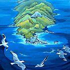 «Aislado por el mar» de Patricia Howitt